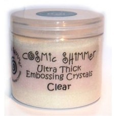 Cosmic Shimmer Ultra Thick Embossing Crystals - Clear