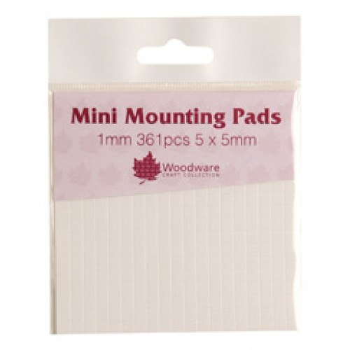Mini Mounting Foam Pads 1mm
