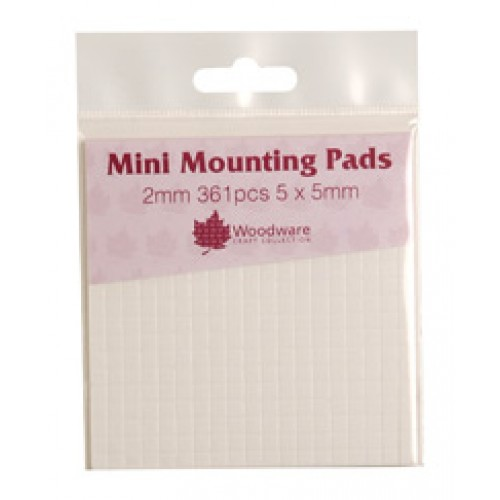Mini Mounting Foam Pads 2mm