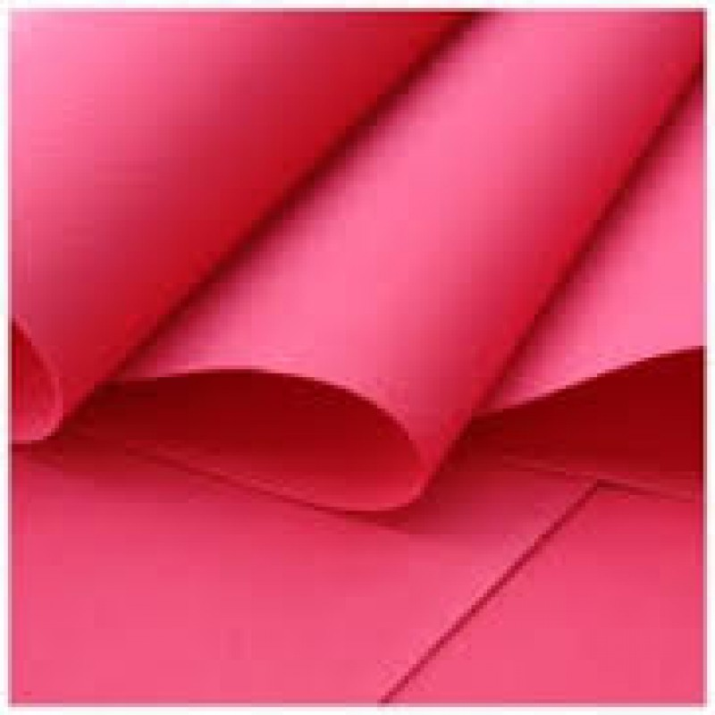 Foamiran - Flower Making Foam Sheets - Dark Pink