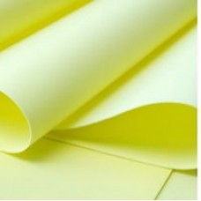 Foamiran - Flower Making Foam Sheets - lemon
