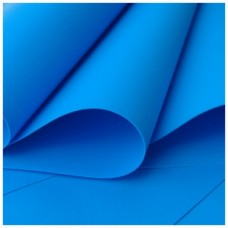 Foamiran - Flower Making Foam Sheets - Blue
