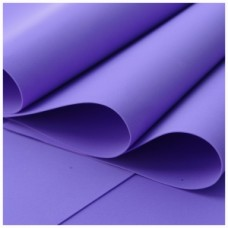 Foamiran - Flower Making Foam Sheets - Violet