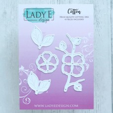 Lady E Design Cotton Die